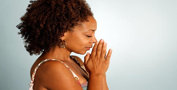 woman managing Chronic Stress